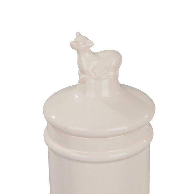 Емкость для хранения с крышкой Domestic Cow