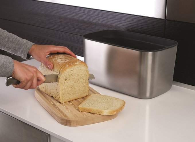 Хлебница Коллекция с разделочной доской