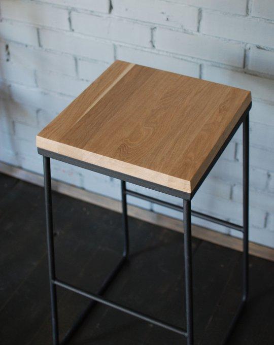 Барный стул Air на металлических ножках