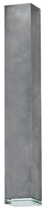 Потолочный светильник Bryce серого цвета