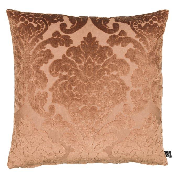 Декоративная подушка Chateau оранжевого цвета