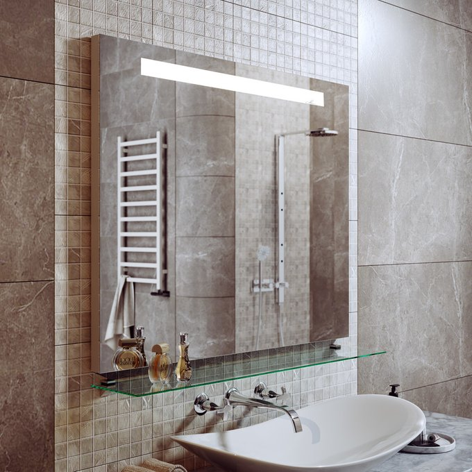 Зеркало с подсветкой Neve 90