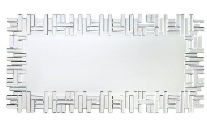 Зеркало настенное с основой из МДФ
