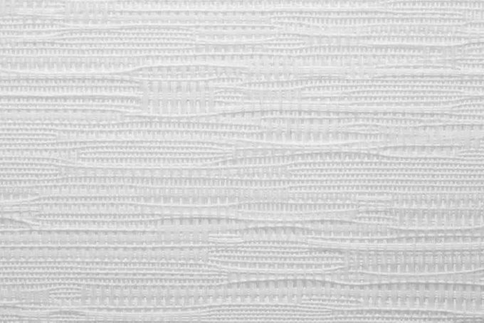 Рулонная штора Миниролл Эко белого цвета 40x160
