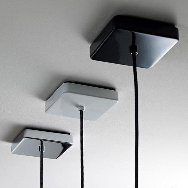Подвесной светильник Fabbian BIJOU выполнен из металла