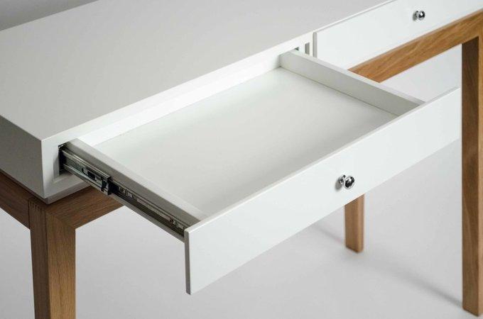 Туалетный столик Static с двумя ящиками