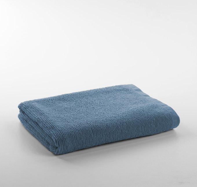 Банное полотенце Miekki large bath towel dark turquoise