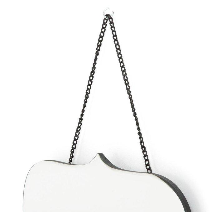 Настенное зеркало Mento со скошенными углами