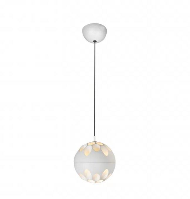 Подвесной светильник Mob белого цвета