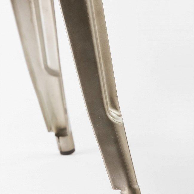 """Кофейный стол """"Petit Marais"""" из металла и дерева"""