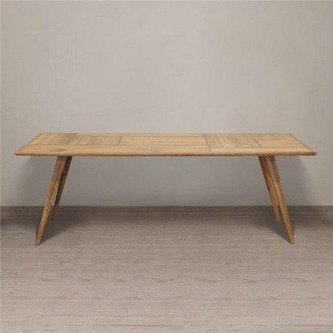 """Обеденный стол """"Портланд"""" из массива дуба"""