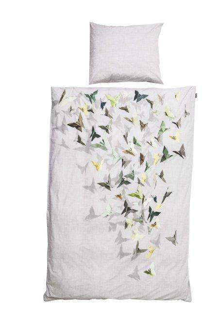 """Комплект постельного белья """"Бабочки"""" 150х200"""