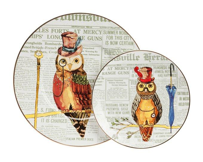 Комплект тарелок Affermazione