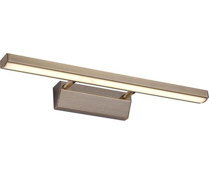 Подсветка для картин Проекция бронзового цвета