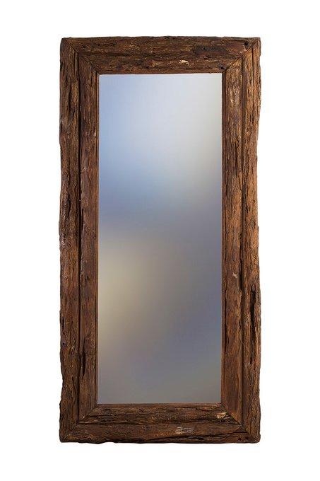 Зеркало из старого тика
