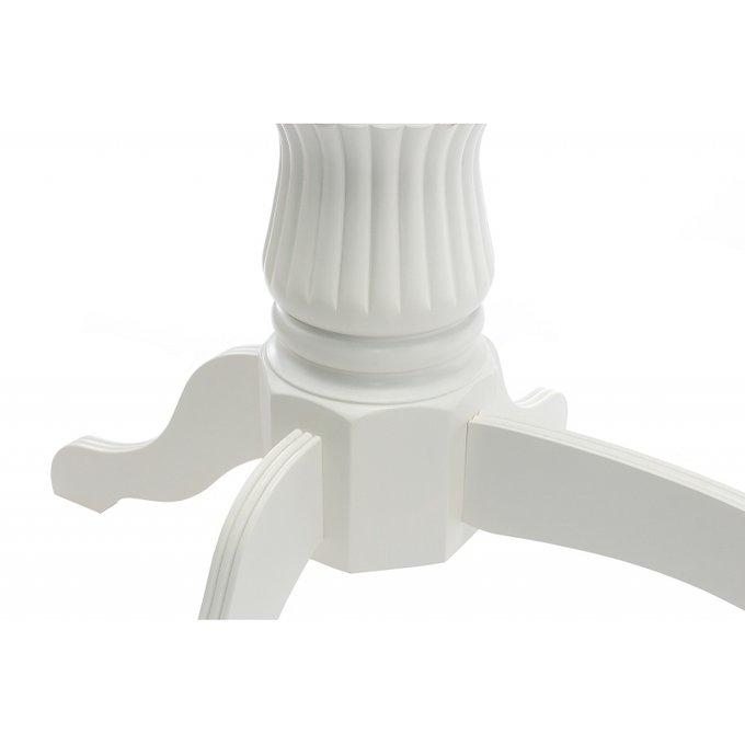 Обеденный стол Fellen butter milk белого цвета
