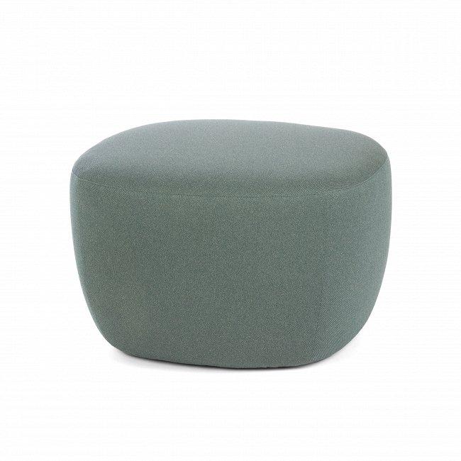 Пуф Topo зеленого цвета
