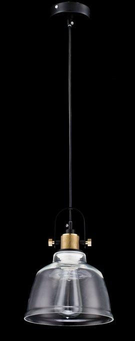 Подвесной светильник Irving с прозрачным плафоном