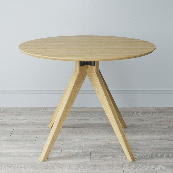 Стол обеденный Breig цвета натуральный дуб