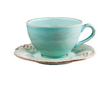 Чайная пара  Mediterranea бирюзовый