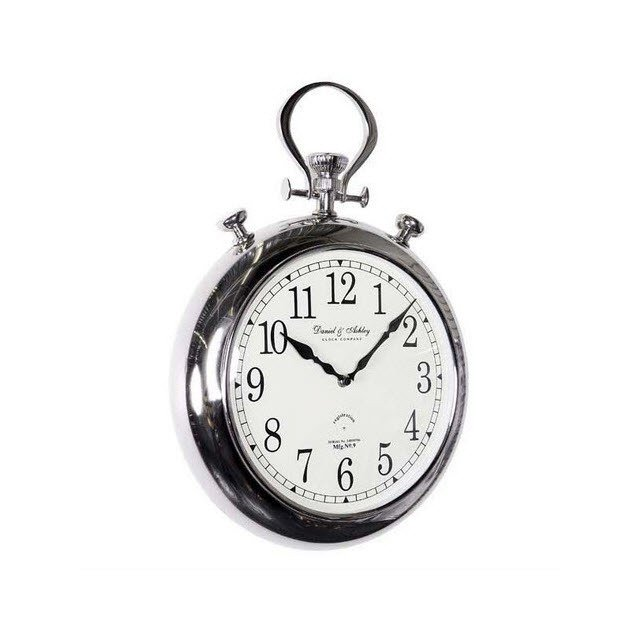 Карманные часы из металла