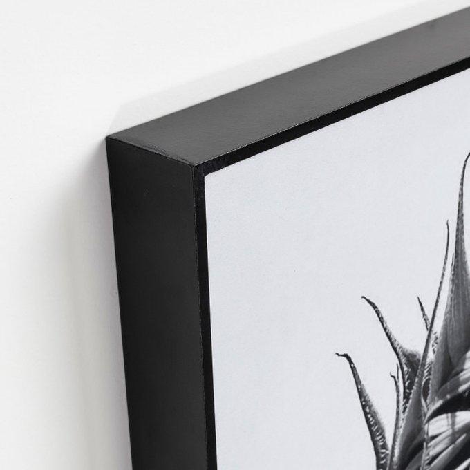 Картина Calantha подсолнух на холсте 40х30 см