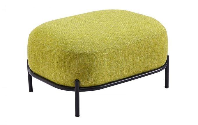 Пуф Sofa желтого цвета