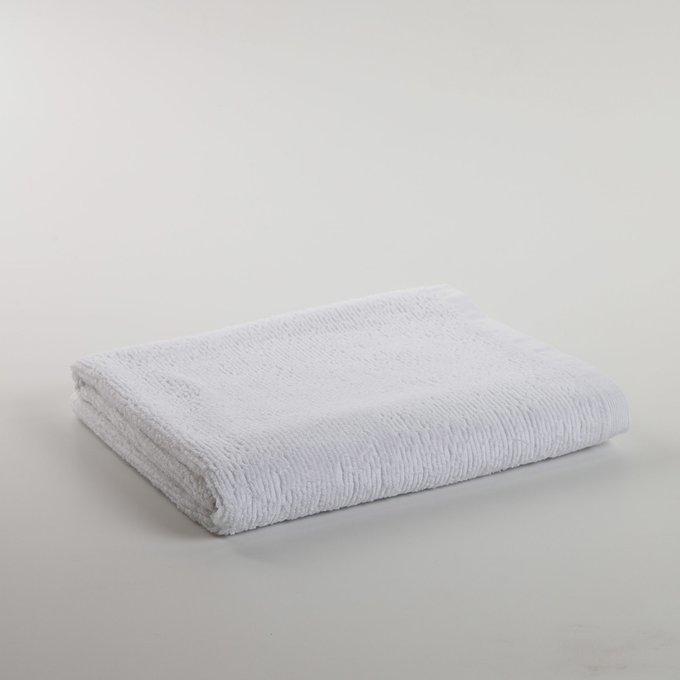 Полотенце банное Miekki large bath towel white