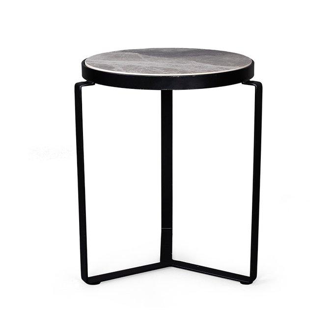 Кофейный столик Entera черного цвета