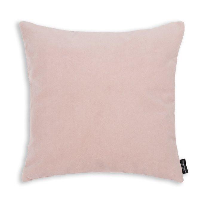Декоративная подушка Ultra Rose розового цвета