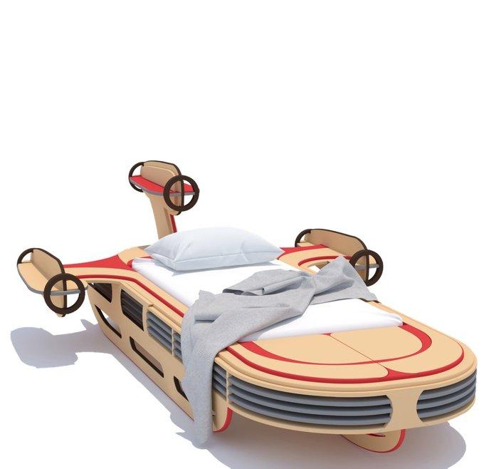 односпальная кровать Landspeeder 170х80