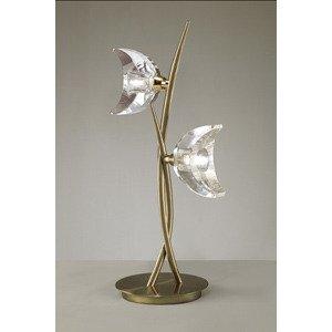 Настольная лампа декоративная Eclipse Antique Brass