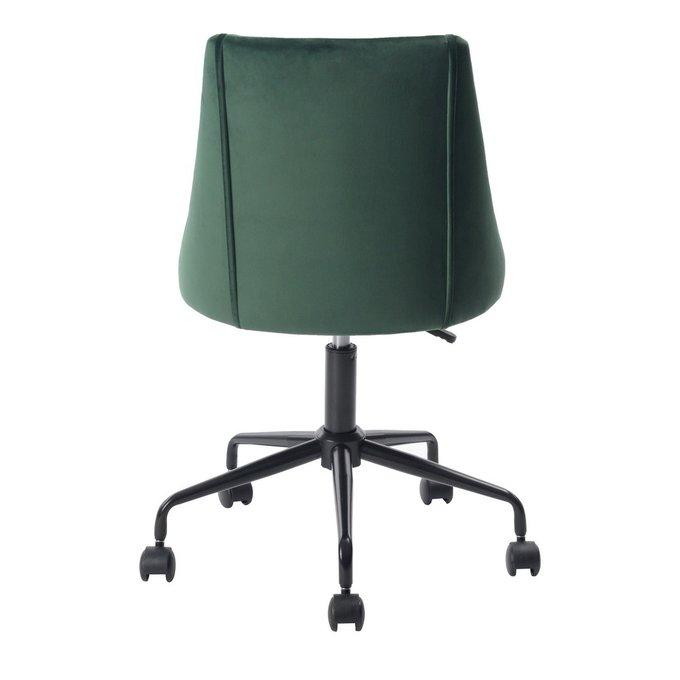 Кресло офисное Сиана зеленого цвета
