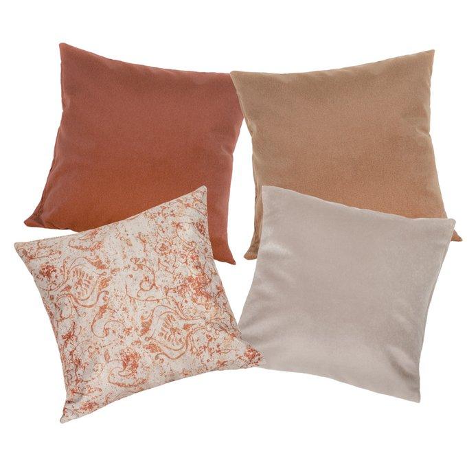 Набор из четырех чехлов Maro Somero с внутренними подушками