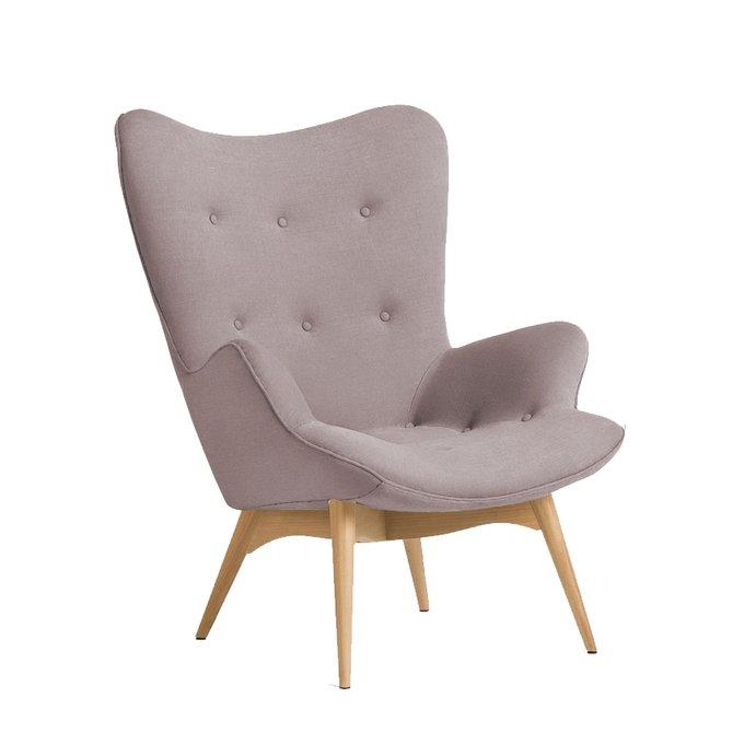 Кресло Contour бежевого цвета