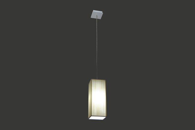 Подвесной светильник Mild с текстильным абажуром