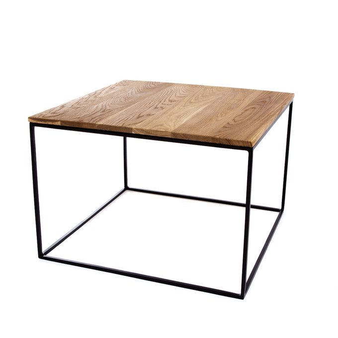 Кофейный стол со столешницей из массива бука Small