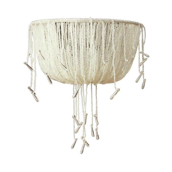 Потолочная люстра Thelma Dome Medium из металла и стекла