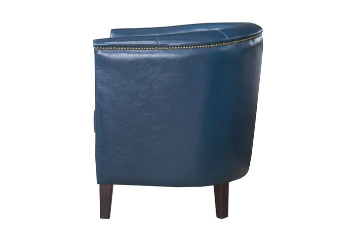 Кресло Cantare-K синего цвета
