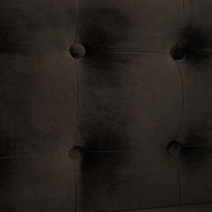 Диван Fendy коричневого цвета