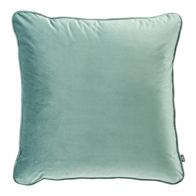 Подушка Roche бирюзового цвета