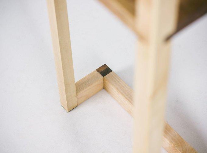 Этажерка Stairs из дерева