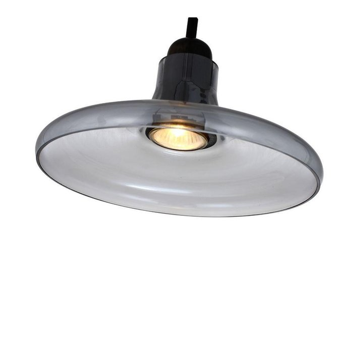Подвесной светильник Fumosi черного цвета