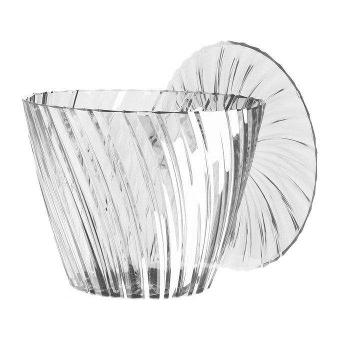 Столик журнальный Sparkle прозрачный