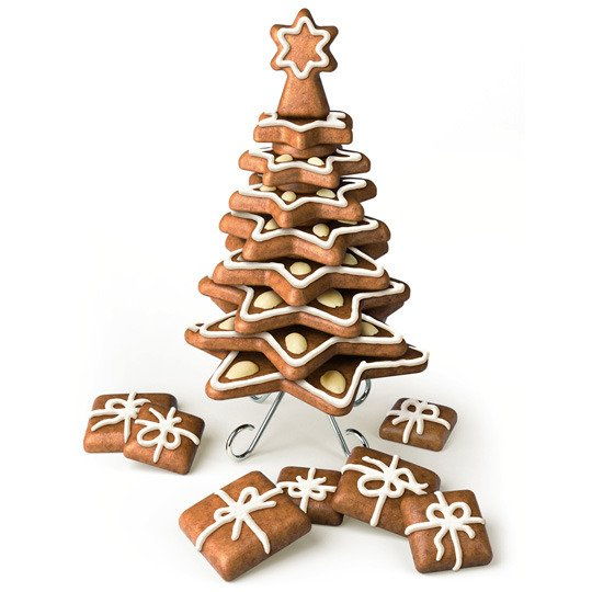 Набор для выпечки 'New Year Tree'