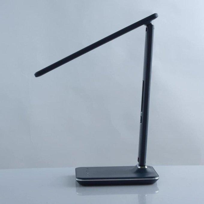 Настольная лампа  Ракурс синего цвета