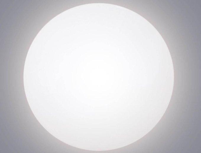 Потолочный светодиодный светильник Bianco