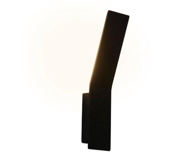 Бра Геометрия черного цвета