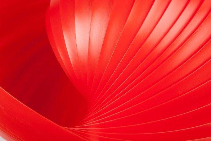 """Настольная лампа """"Eclipse Lamp Red"""""""