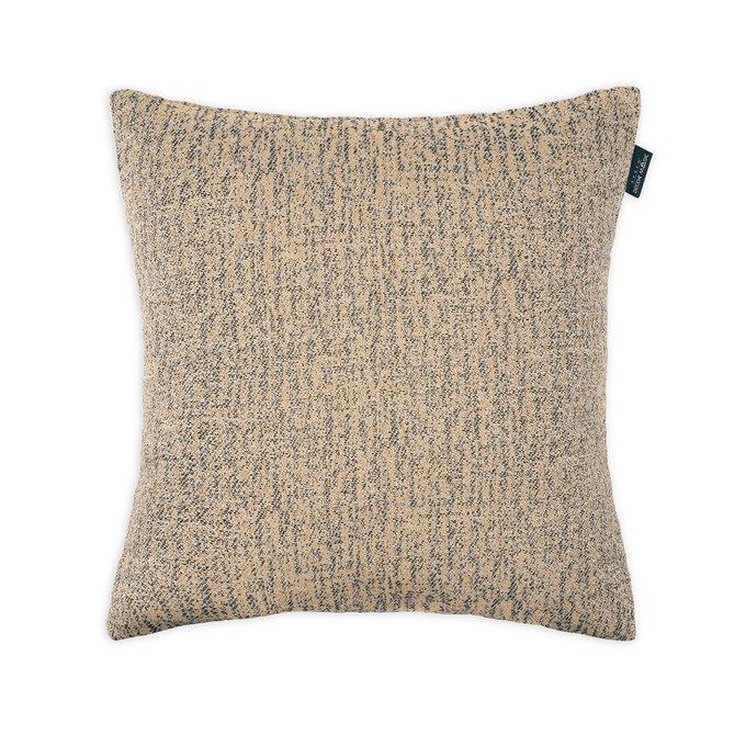 Декоративная подушка Milano Beige бежевого цвета